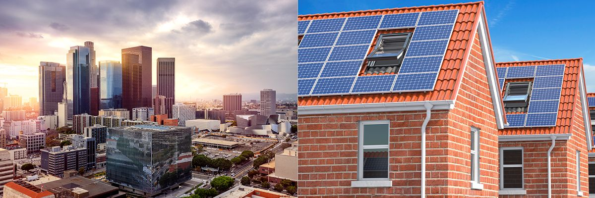 best solar company in Los angeles