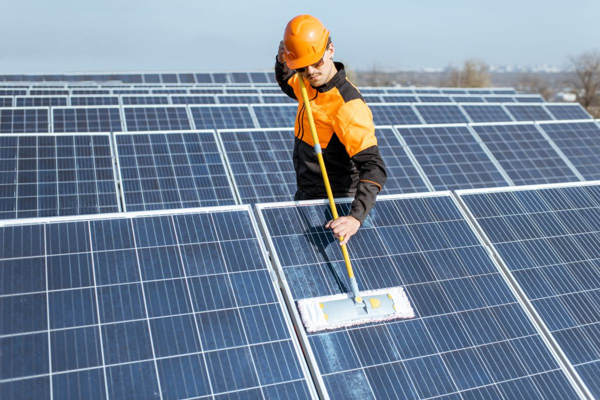 How Often Should You Clean Solar Panels